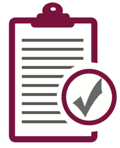 ANSS compliance clipboard icon