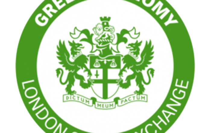 London Stock Exchange Green Economy Logo